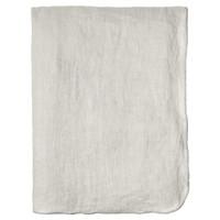 Home Tablecloth Broste Copenhagen GRACIE Grey / Pearl