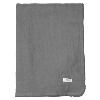 Home Tablecloth Broste Copenhagen GRACIE Grey / Shaded