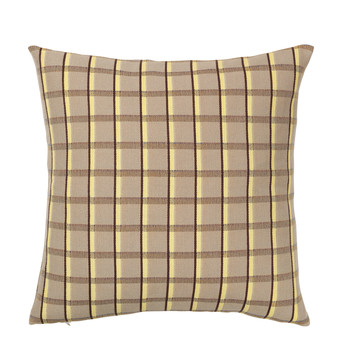 Home Cushions covers Broste Copenhagen ZAPPA Grey