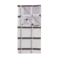 Home Tea towel Broste Copenhagen ZAPPA X2 Black