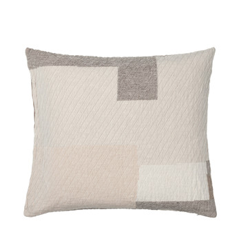 Home Cushions covers Broste Copenhagen PATCH White