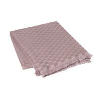 Home Blankets, throws Broste Copenhagen LINO Pink