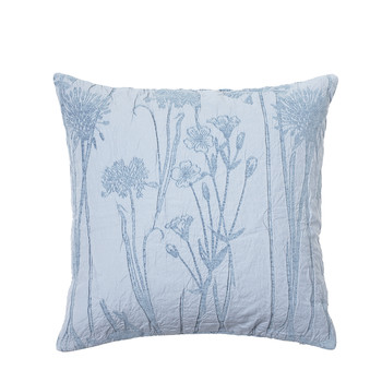 Home Cushions covers Broste Copenhagen SIGVAL Blue