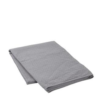 Home Blankets, throws Broste Copenhagen DOT Grey / Mineral