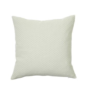 Home Cushions covers Broste Copenhagen DOT White