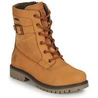 Shoes Women Mid boots KAMIK ROGUE MID Camel