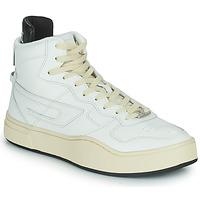 Shoes Men Hi top trainers Diesel S-UKIYO MID White