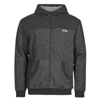 Clothing Men Sweaters Rip Curl SURF REVIVAL LINED FLEECE Black