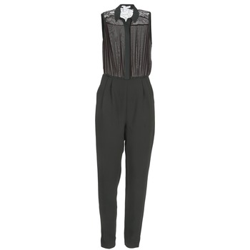 Clothing Women Jumpsuits / Dungarees BCBGeneration EGLANTINE Black