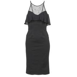 Clothing Women Short Dresses BCBGeneration ATHENAIS Black