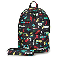 Bags Boy Rucksacks Rip Curl DOME + PC 18L BTS Black / Multicolour