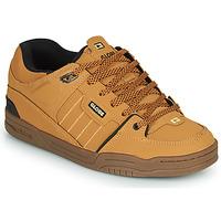 Shoes Men Skate shoes Globe FUSION Brown