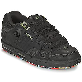 Shoes Men Skate shoes Globe SABRE Black / Blue