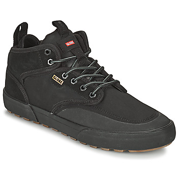Shoes Men Hi top trainers Globe MOTLEY MID Black
