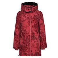 Clothing Women Duffel coats Desigual JAPAN Red