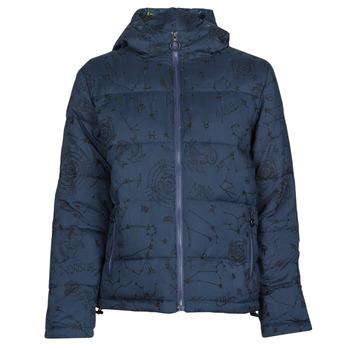 Clothing Women Duffel coats Desigual STELLAR Marine