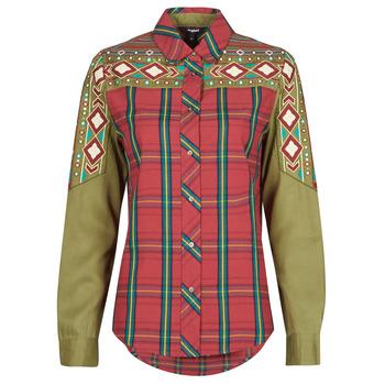 Clothing Women Shirts Desigual LOTTIE DOD Multicolour
