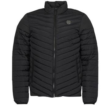 Clothing Men Duffel coats Oxbow N2JUNCO Black
