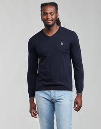 Clothing Men Jumpers Oxbow POPIVEGA Marine