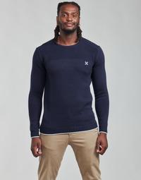 Clothing Men Jumpers Oxbow N2POLMI Marine
