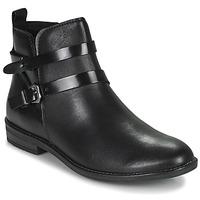Shoes Women Mid boots Marco Tozzi KARIMA Black