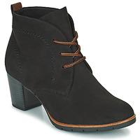 Shoes Women Ankle boots Marco Tozzi PELINDA Black