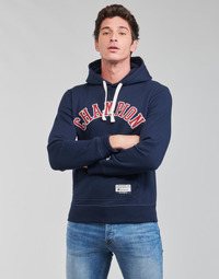 Clothing Men Sweaters Champion 216569 Marine