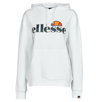 Clothing Women Sweaters Ellesse TORICES White