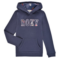 Clothing Girl Sweaters Roxy HOPE YOU KNOW Marine