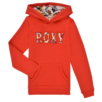 Clothing Girl Sweaters Roxy HOPE YOU KNOW Red
