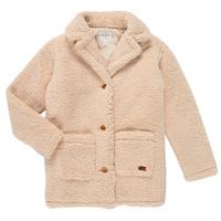 Clothing Girl Coats Roxy RUNAWAY BABY White