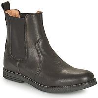 Shoes Girl Mid boots Bisgaard NANNA Black