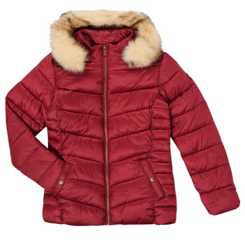 Clothing Girl Duffel coats Kaporal BETTI Red