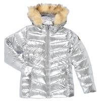 Clothing Girl Duffel coats Kaporal BLAZE Silver