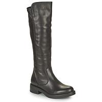 Shoes Women High boots Café Noir NUBILA Black