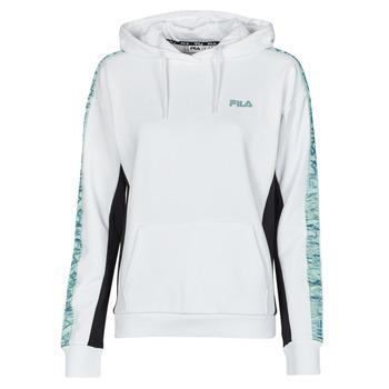 Clothing Women Sweaters Fila NAGE HOODY White