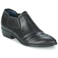 Shoes Women Mid boots Stephane Gontard DELIRE Black