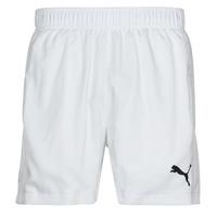 Clothing Men Shorts / Bermudas Puma ESS ACTIVE WOVEN SHORT White
