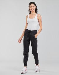 Clothing Women Tracksuit bottoms Puma ESS DANCER PANT Black