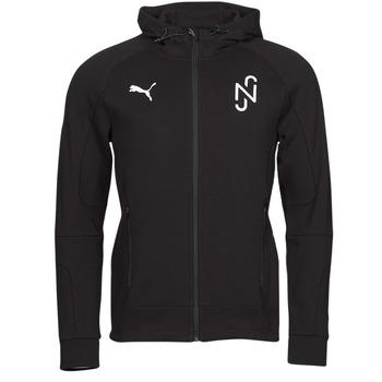 Clothing Men Sweaters Puma NJR EVOSTRIPE JKT Black