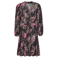 Clothing Women Short Dresses One Step FT30101 Black / Multicolour