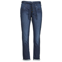 Clothing Women 5-pocket trousers One Step FT29111 Blue