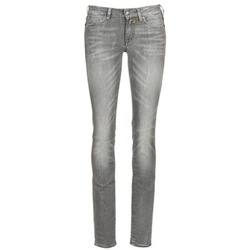 Clothing Women slim jeans Meltin'pot MAIA Grey