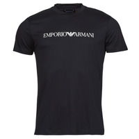 Clothing Men Short-sleeved t-shirts Emporio Armani 8N1TN5 Black