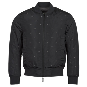 Clothing Men Jackets Emporio Armani 6K1B96 Black