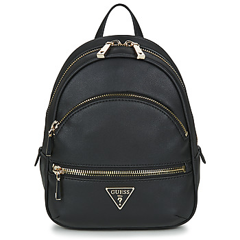 Bags Women Rucksacks Guess MANHATTAN BACKPACK Black