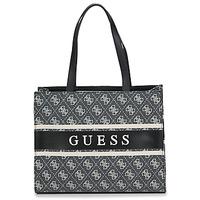 Bags Women Shopping Bags / Baskets Guess MONIQUE TOTE Black