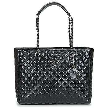 Bags Women Shopping Bags / Baskets Guess CESSILY TOTE Black