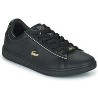 Shoes Women Low top trainers Lacoste CARNABY EVO 0721 3 SFA Black