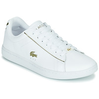 Shoes Women Low top trainers Lacoste CARNABY EVO 0721 3 SFA White